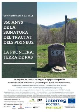 cartell De Muga a Muga per CAMPRODON